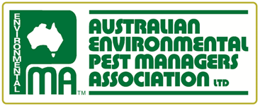 Logo of Australian Environmental Pest Managers Association